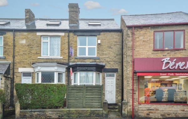 Thumbnail Terraced house for sale in 179 Crookes, Crookes, Sheffield