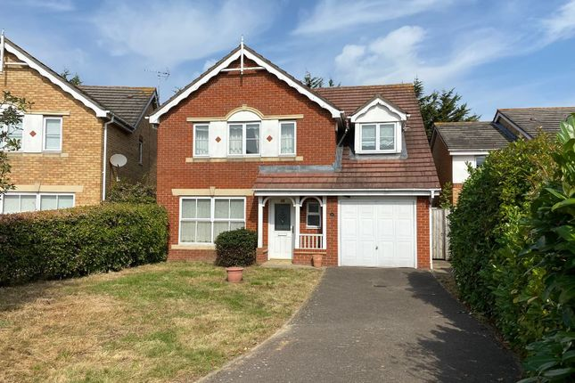 Thumbnail Detached house to rent in Bancroft Chase, Hornchurch
