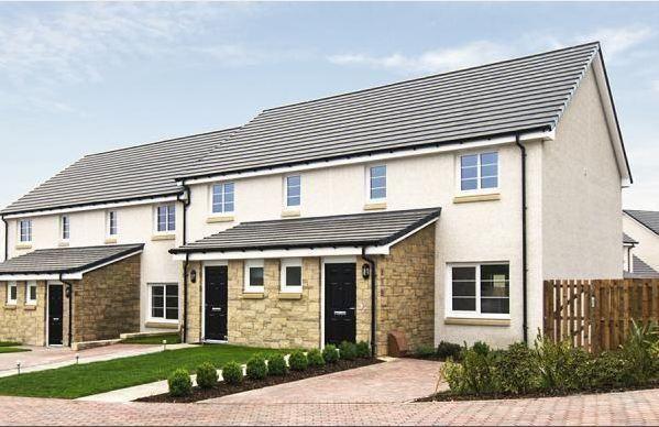 Thumbnail Semi-detached house for sale in Holmlea, Barbadoes Road, Kilmarnock