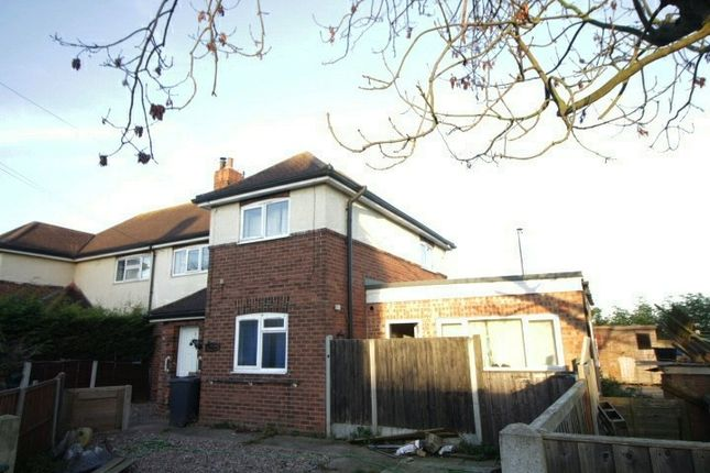 Thumbnail Semi-detached house for sale in East View, Lincoln, Lincolnshire