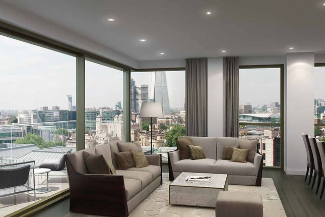 Thumbnail Flat for sale in Royal Mint Gardens, Wapping