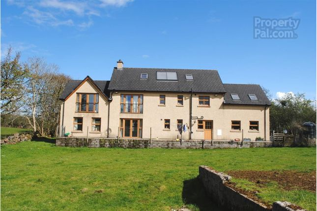 Thumbnail Detached house for sale in Gortacloghan Road, Garvagh, Coleraine
