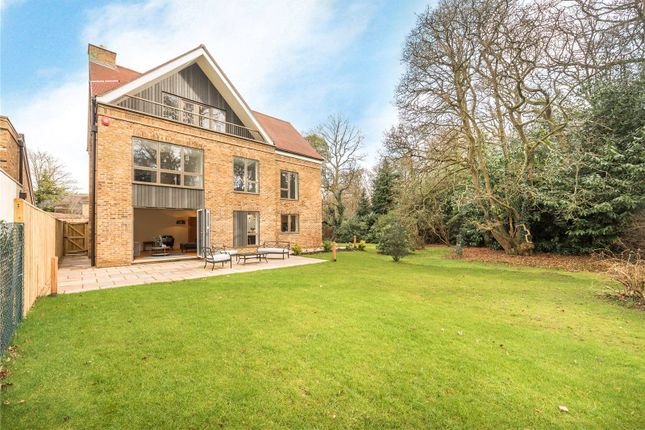 Thumbnail Detached house for sale in Little Orchard, Grange Gardens, Farnham Common, Buckinghamshire