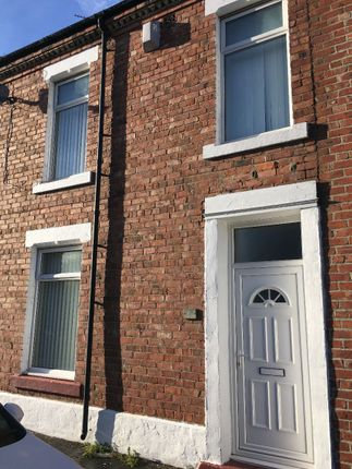 Thumbnail Terraced house to rent in Lynn Street, Blyth