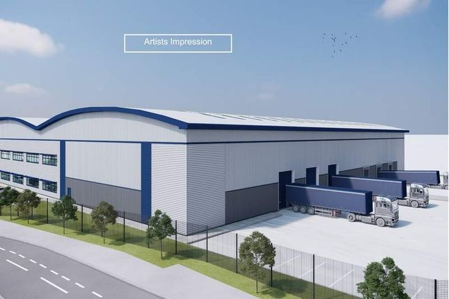 Thumbnail Light industrial to let in Wolfpack, Hilton Cross Business Park, Junction 1