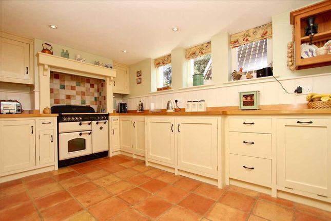 Kitchen of The Street, Wherstead, Ipswich, Suffolk IP9