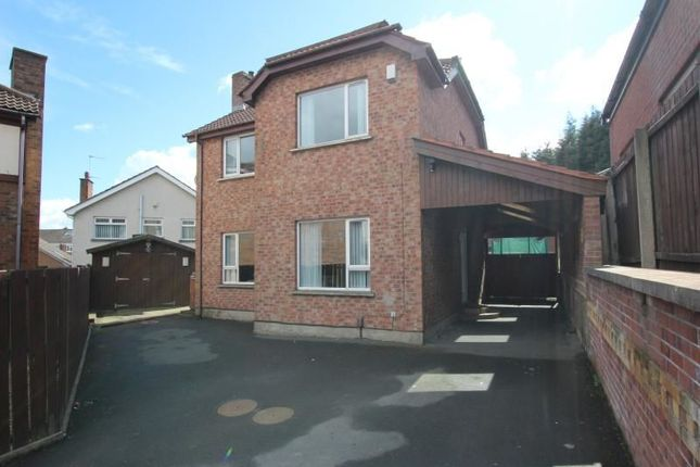 Thumbnail Detached house for sale in Sandyholme Way, Newtownabbey