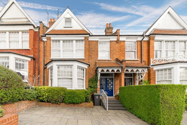 Thumbnail Terraced house to rent in Alexandra Park Road, London