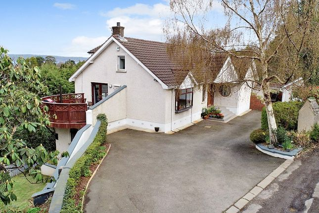 Thumbnail Detached house for sale in 2 Knocknatten Avenue, Holywood