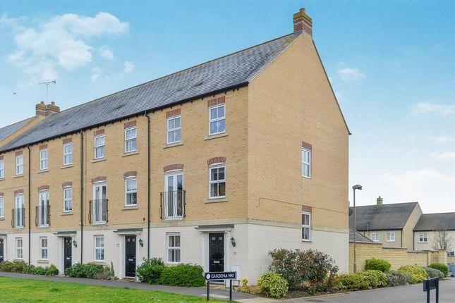 Thumbnail Property to rent in Elmhurst Way, Carterton