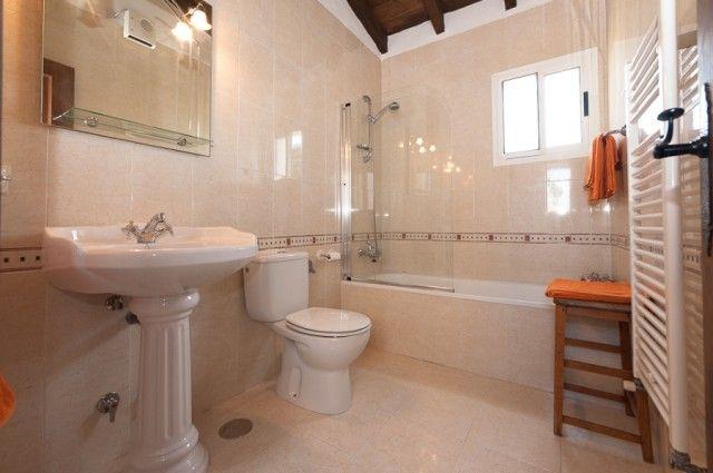 Bathroom of Spain, Málaga, Casarabonela