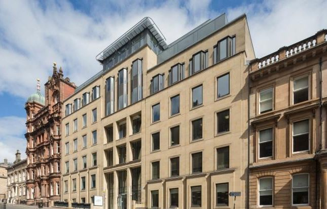 Thumbnail Office to let in 180 West George Street, Glasgow