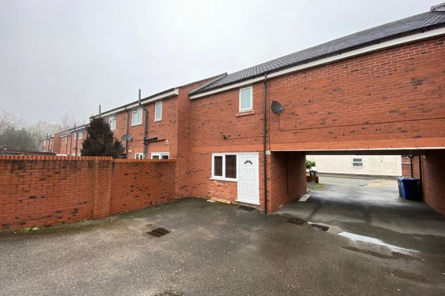 Studio to rent in Claude Street, Warrington WA1