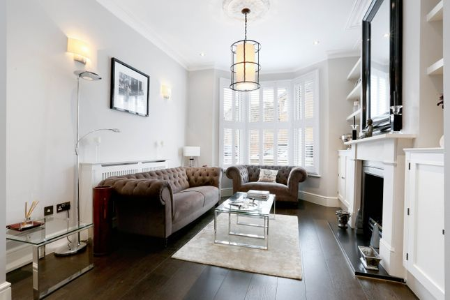 Thumbnail Terraced house to rent in Dolby Road, Parsons Green, Fulham, London