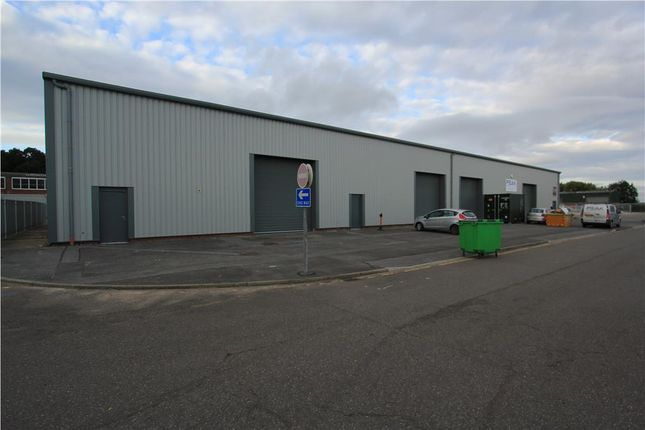 Thumbnail Light industrial to let in Units 1 & 2, Plumtree Enterprise Park, Plumtree Industrial Estate, Doncaster, South Yorkshire