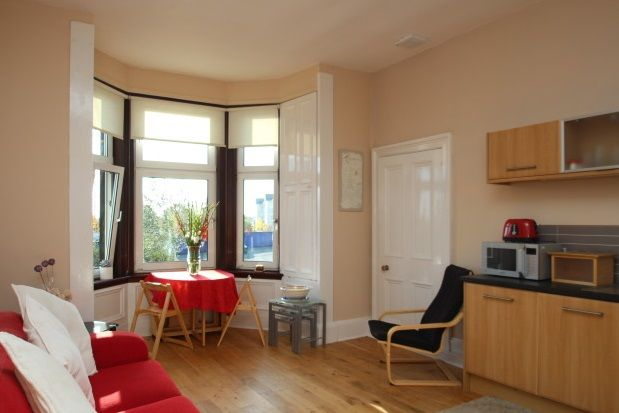 Thumbnail Flat to rent in Forth Crescent, Stirling