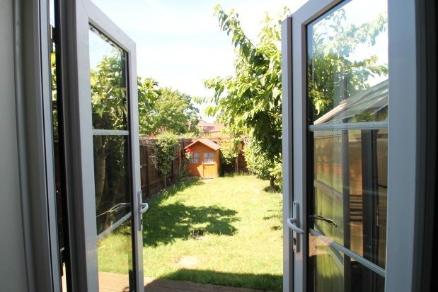 Thumbnail End terrace house to rent in Fleming Way, London
