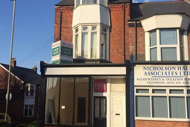 Studio to rent in Westoe Road, South Shields