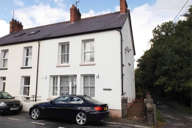 Thumbnail Semi-detached house for sale in Llanybydder, Drefach, Llanybydder, Ceredigion