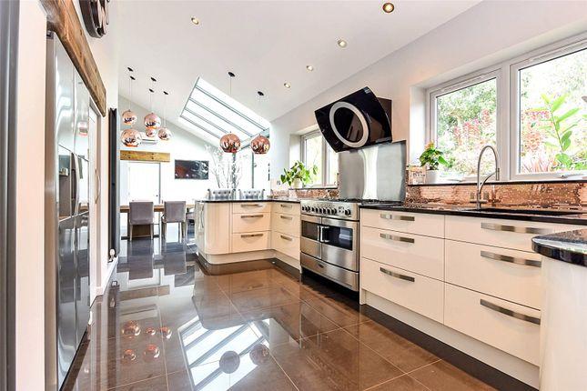 Kitchen of West Ashling Road, Hambrook, Chichester, West Sussex PO18