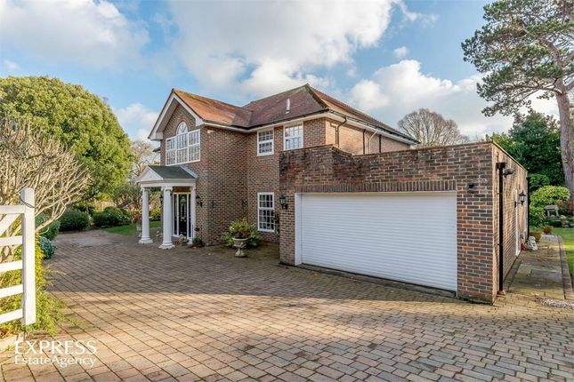 Thumbnail Detached house for sale in Carlisle Road, Eastbourne, East Sussex