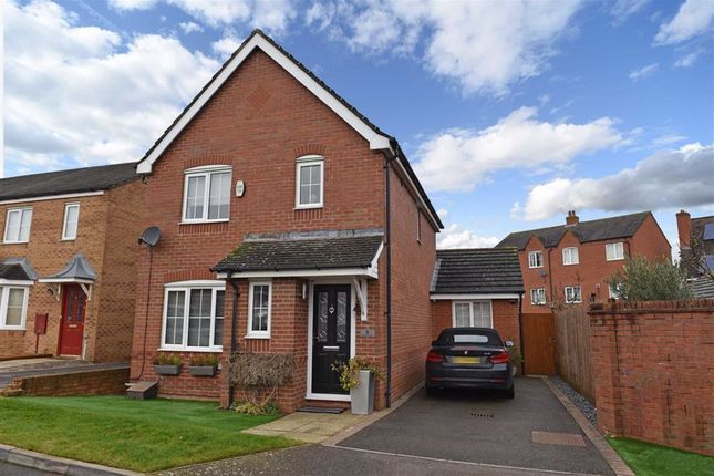 3 bed detached house for sale in Springwell Close, Grange Park, Northampton NN4