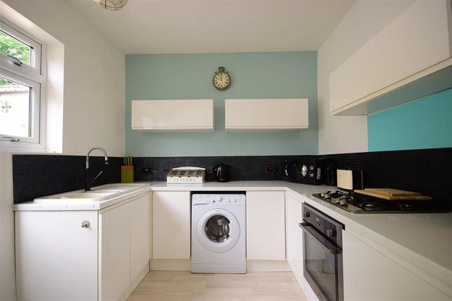 Kitchen of Kinfauns Avenue, Hornchurch, Essex RM11