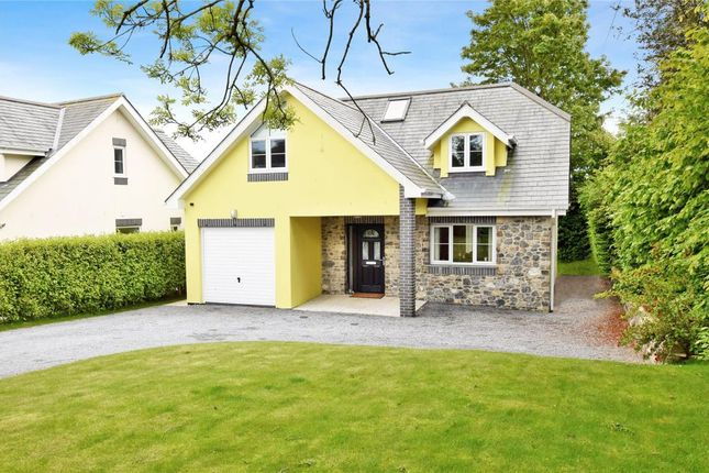 Thumbnail Detached house for sale in Higher Warborough Road, Galmpton, Brixham, Devon