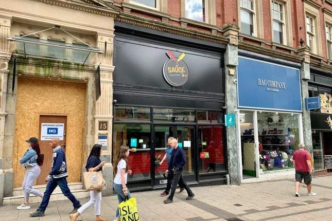 Thumbnail Leisure/hospitality to let in 17 Wheeler Gate, 17 Wheeler Gate, Nottingham