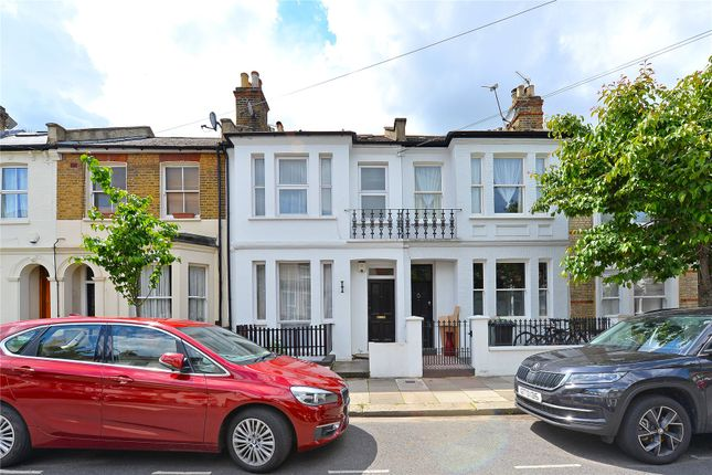 Thumbnail Detached house for sale in Kinnoul Road, Hammersmith, Fulham, London