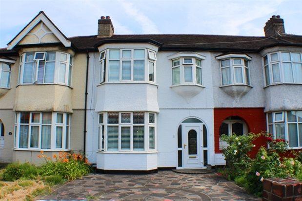 Thumbnail Terraced house for sale in Carlton Terrace, Great Cambridge Road, London