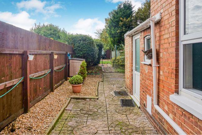 Rear Garden of Colvile Road, Wisbech PE13