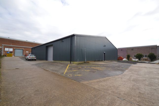 Thumbnail Warehouse to let in Unit B Ember House, Winchester