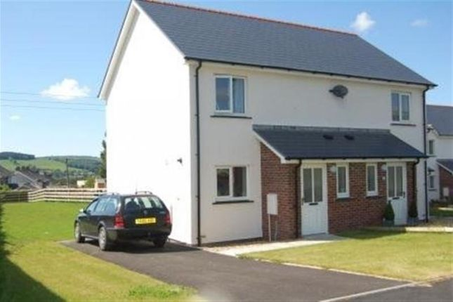 Thumbnail Property to rent in Cwrt Deri, Cwmann, Lampeter