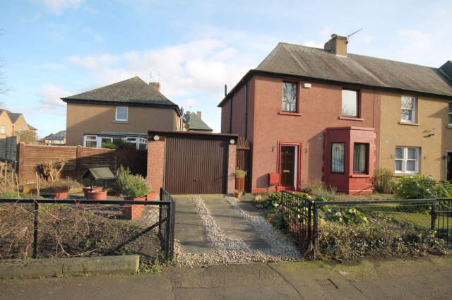 Thumbnail End terrace house to rent in Ashgrove, Musselburgh