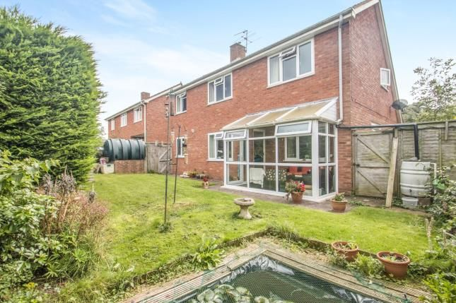 Thumbnail Detached house for sale in Stoke St. Gregory, Taunton, Somerset