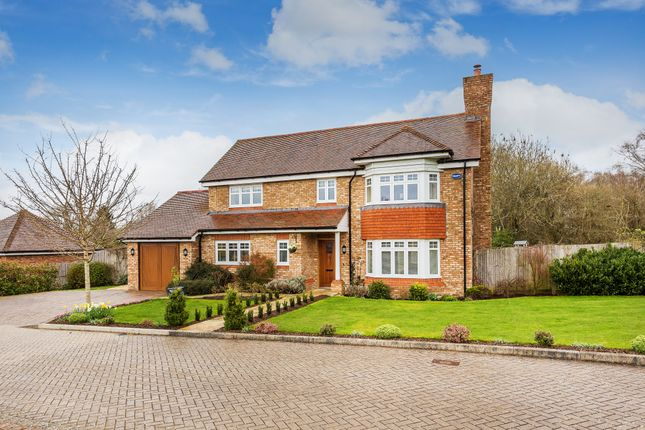 Thumbnail Detached house for sale in Nursery Gardens, Lingfield