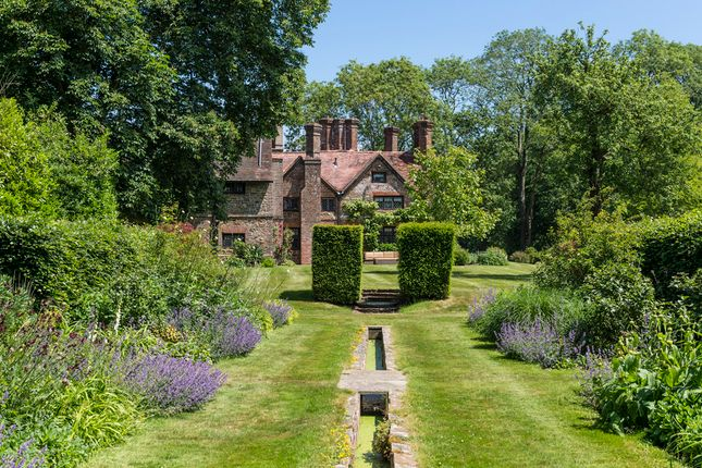 Thumbnail Detached house for sale in Horsham Road, Capel, Dorking