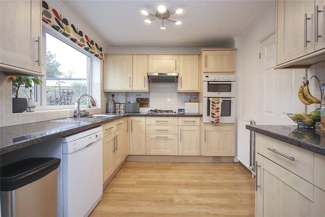 Kitchen of Field Close, Harpenden, Hertfordshire AL5