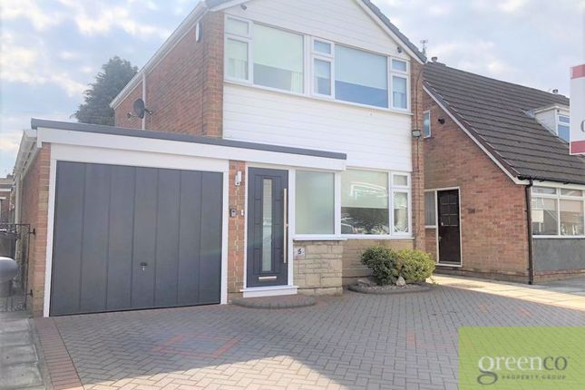 Thumbnail Detached house to rent in Meadow Lane, Maghull, Liverpool