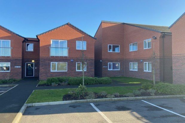 2 bed flat to rent in Mansfield Road, Chesterfield S44