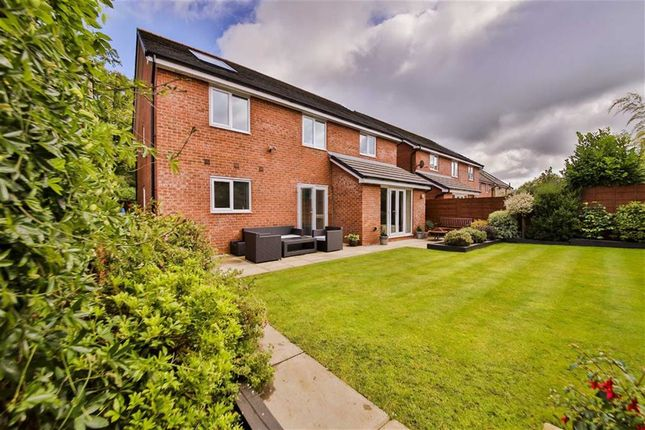 Thumbnail Detached house for sale in Oakdale Drive, Whalley, Lancashire
