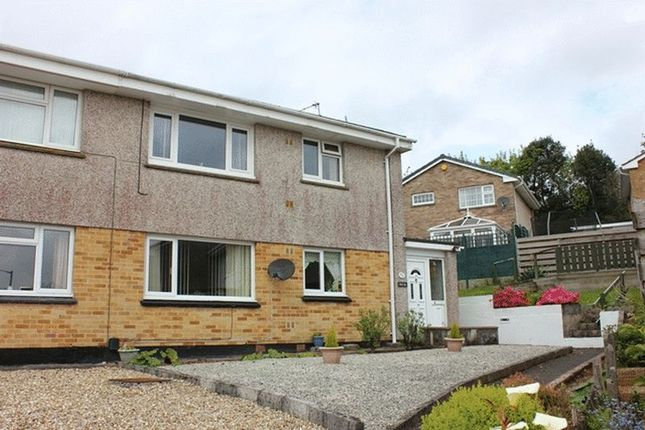 Thumbnail Flat for sale in Pennor Drive, St. Austell