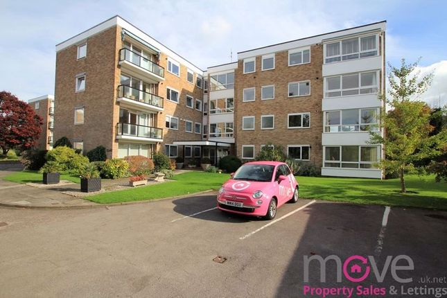 Thumbnail Flat to rent in Queens Road, Cheltenham