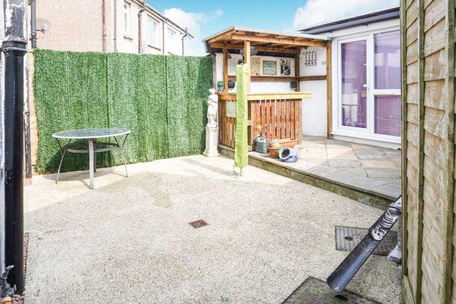 Rear Garden of Boundstone Lane, Lancing BN15