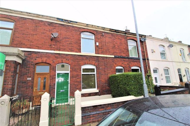 Thumbnail Terraced house to rent in Moss Lane, Whitefield, Manchester