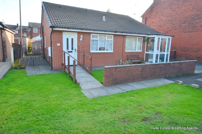 Thumbnail Bungalow to rent in Clyde Road, Radcliffe, Manchester