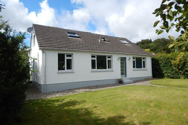 Thumbnail Detached house for sale in Budhmor, Portree, Isle Of Skye