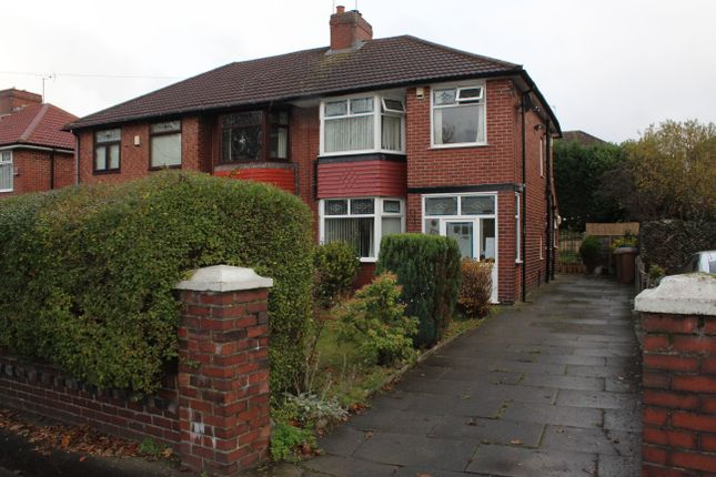 Thumbnail Semi-detached house to rent in Oldham Road, Rochdale, Greater Manchester