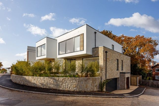 Thumbnail Detached house for sale in Daylesford Close, Whitecliff, Poole